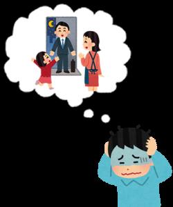 債務整理をした時の家族への影響の心配